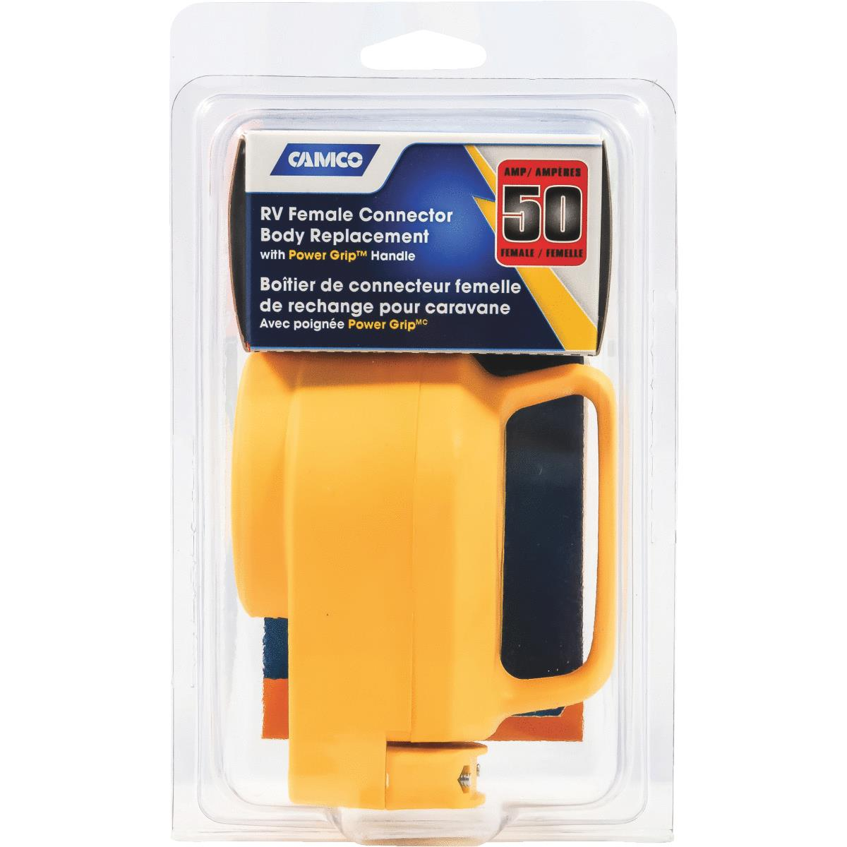 Camco Power Grip Replacement RV Receptacle