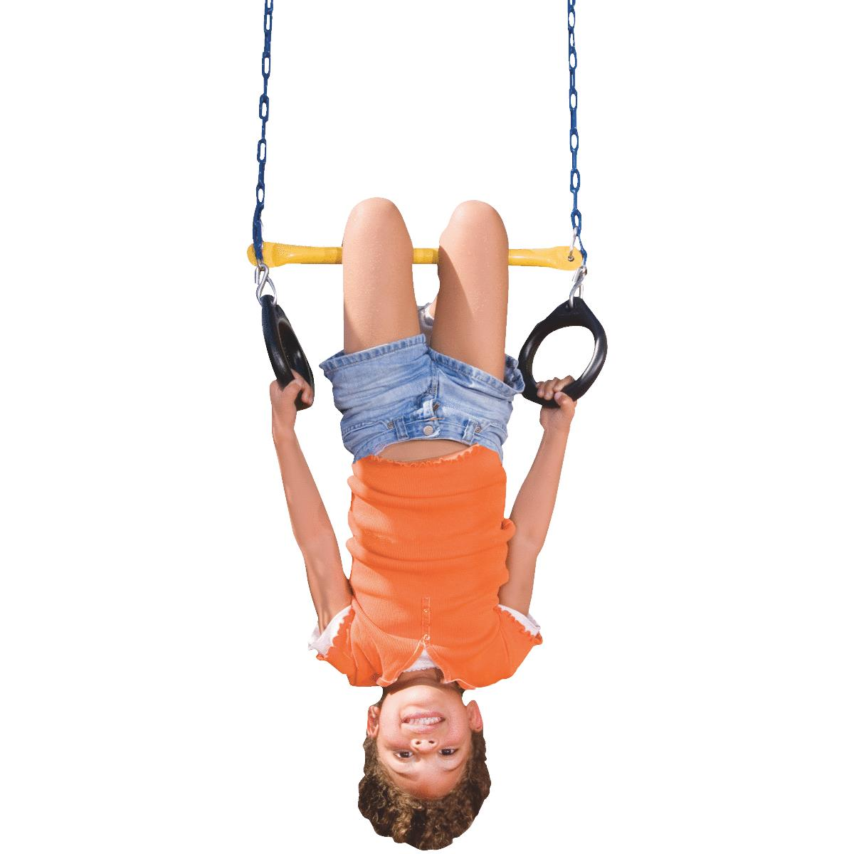 Swing N Slide Ring & Trapeze Combination