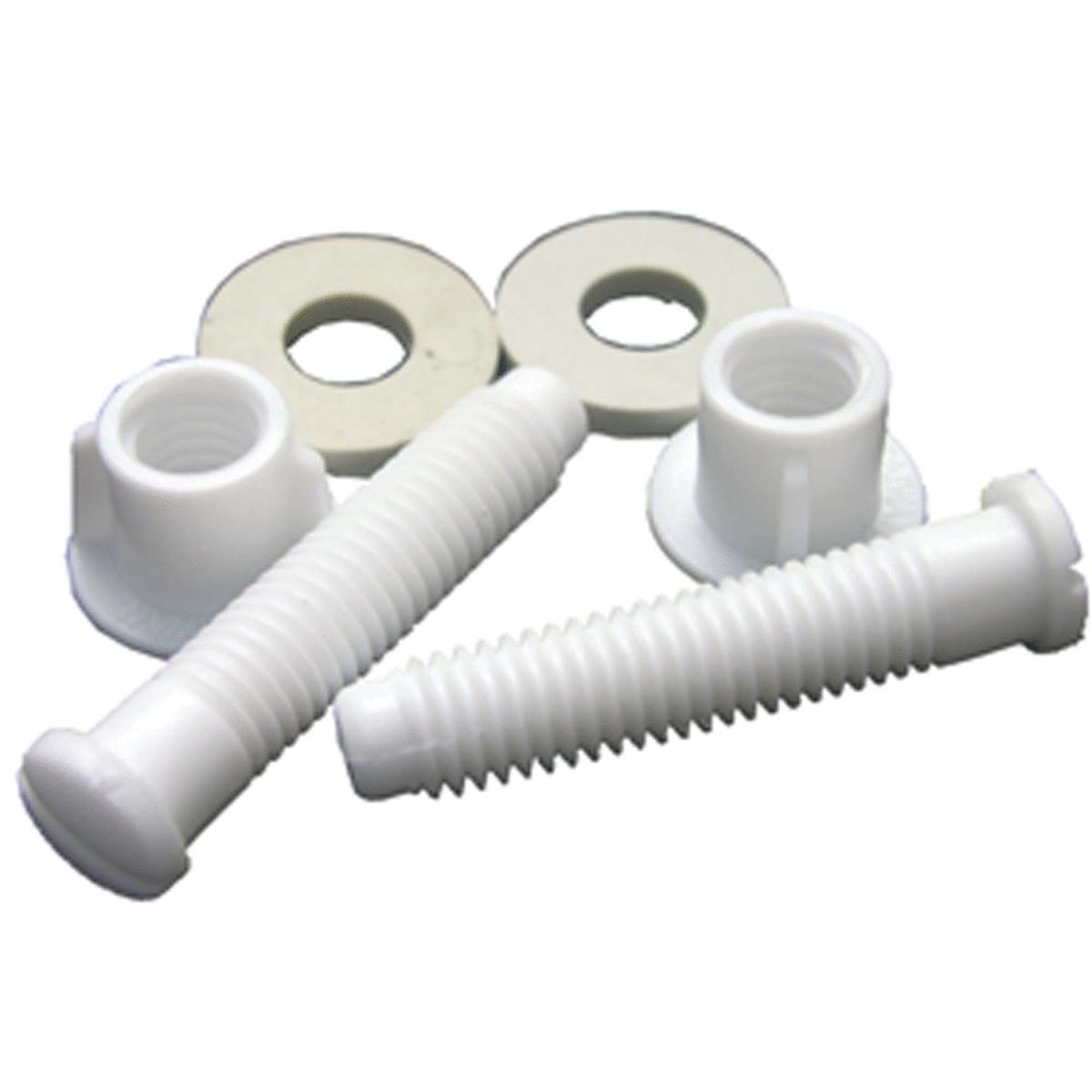 Toilet Seat Hinges Bolt//Nut And Washer