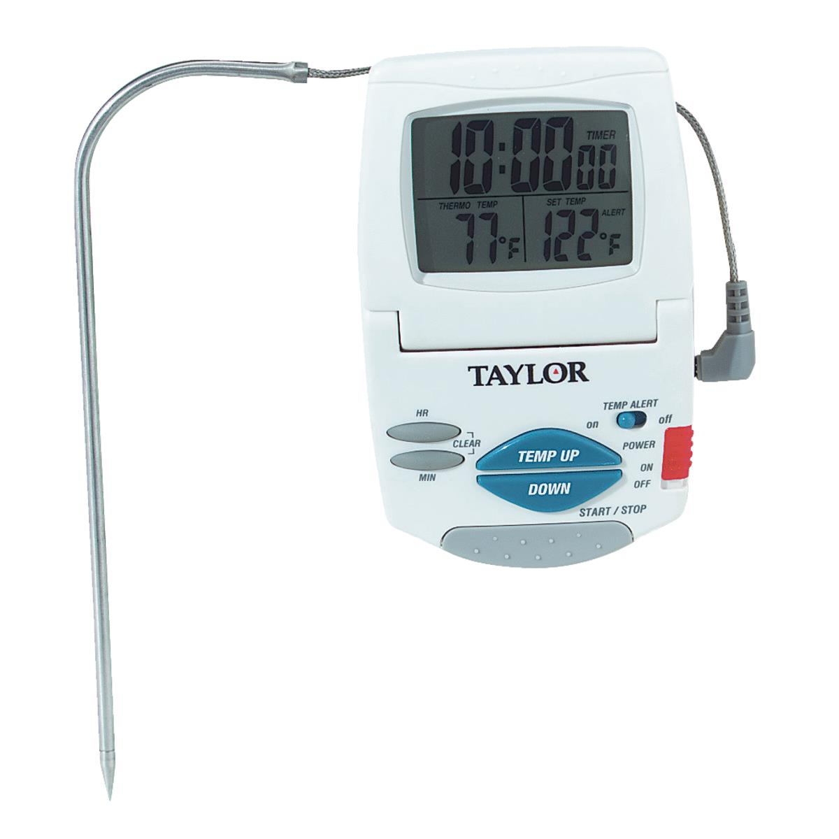 Taylor Digital Oven Kitchen Thermometer
