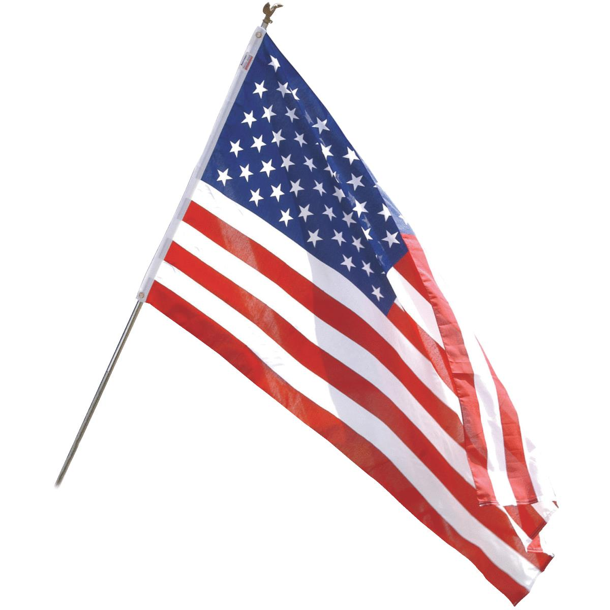Valley Forge All-American 6 Ft. Flag Pole Kit