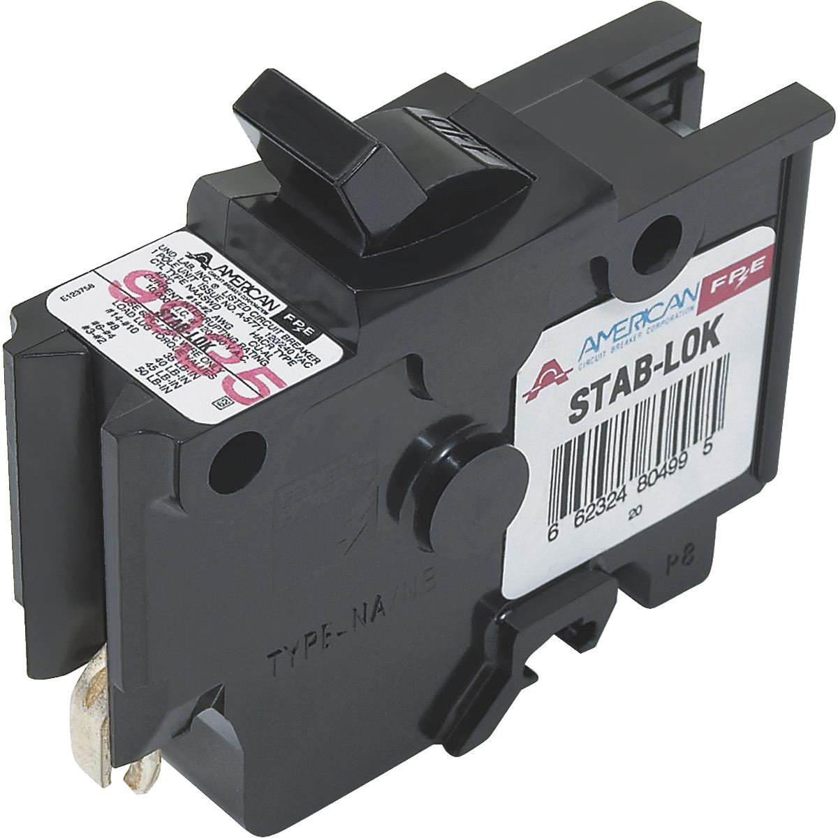 Connecticut Electric Packaged Replacement Circuit Breaker For Federal Pacific