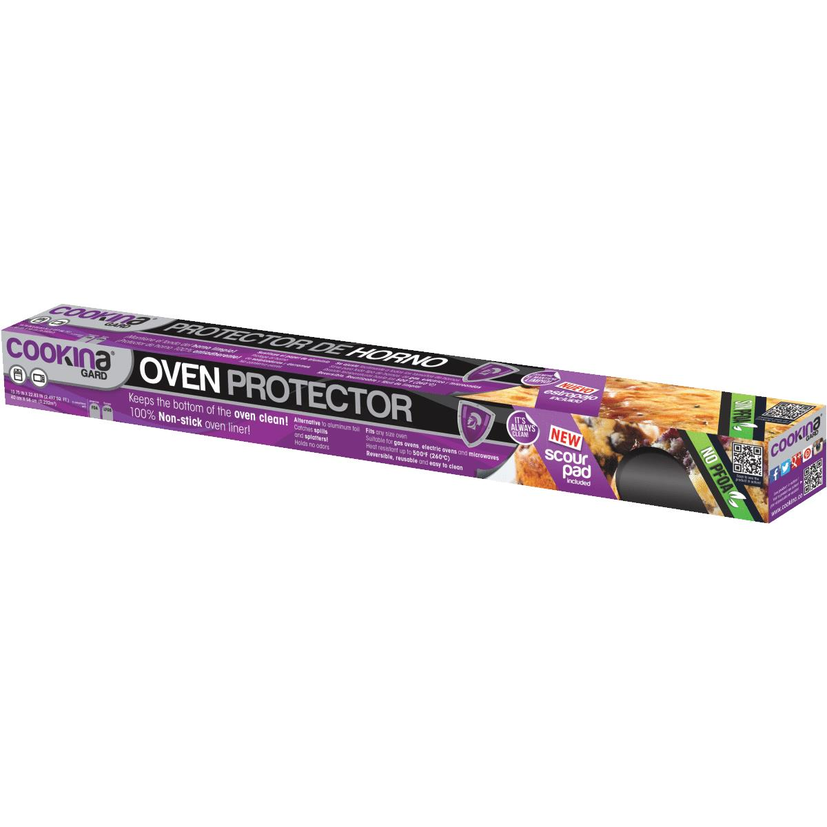 Cookina Protector Oven Liner