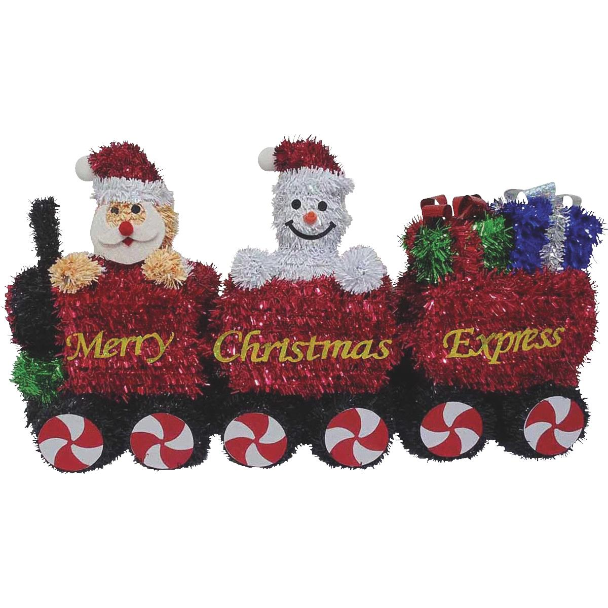 F C Young Christmas Train Holiday Decoration