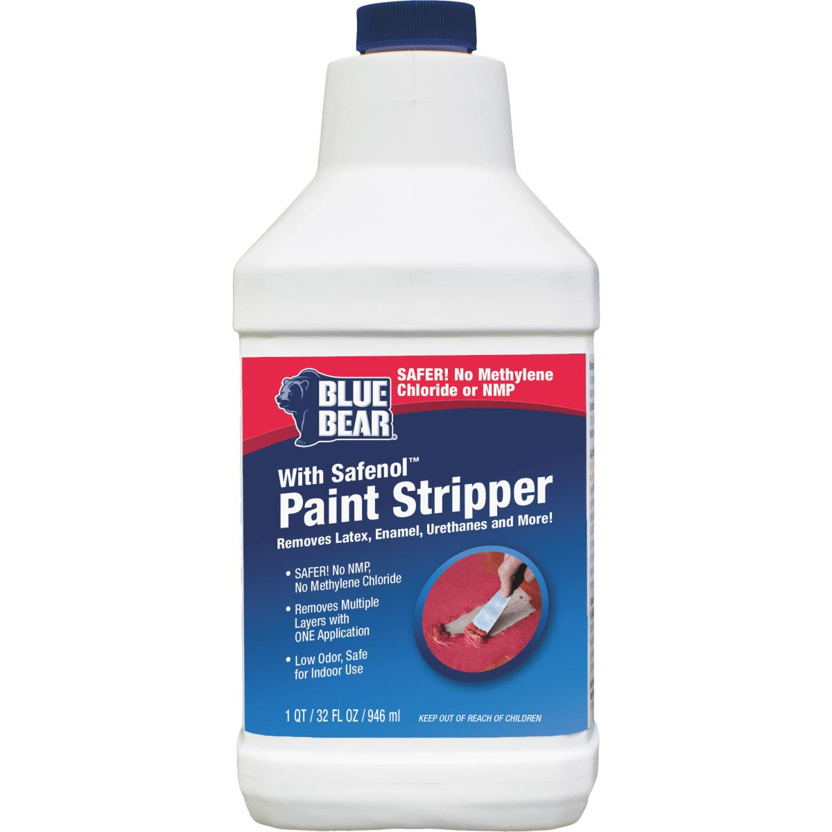 Trade strip paint and varnish remover