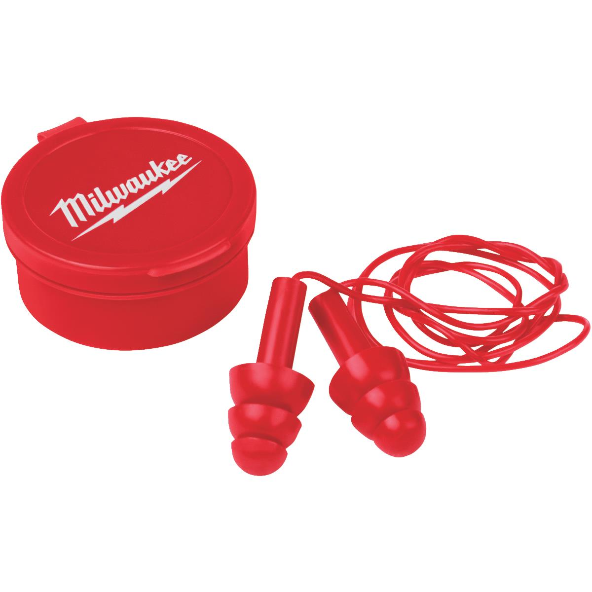 Milwaukee Silicone Ear Plugs