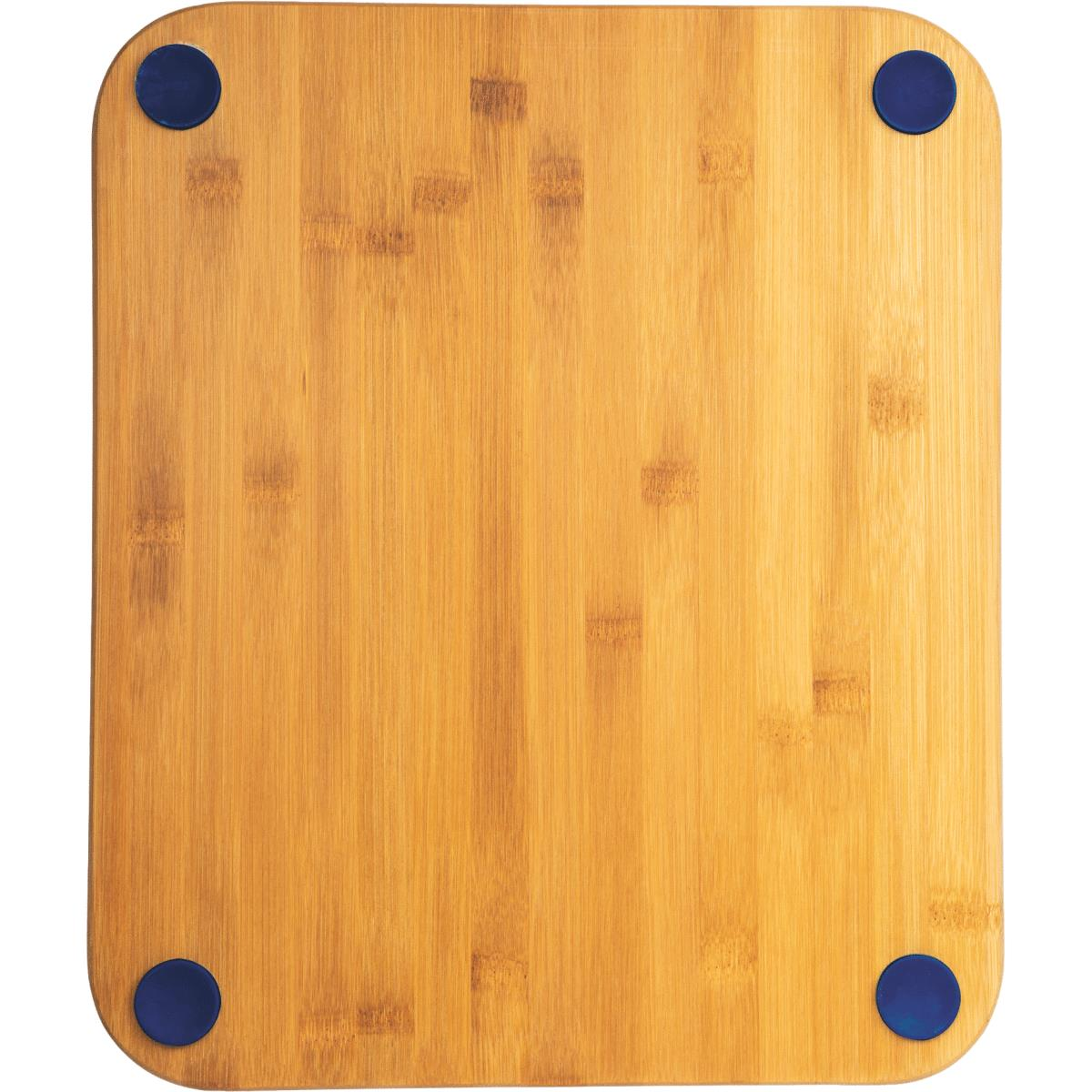 Core Footed Grip Natural Bamboo Cutting Board