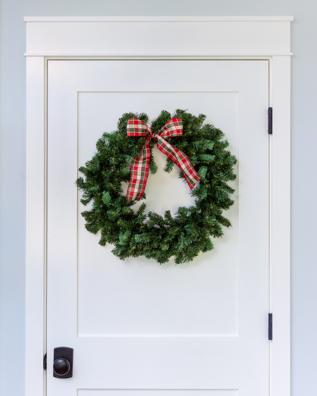 Festive Door Decor