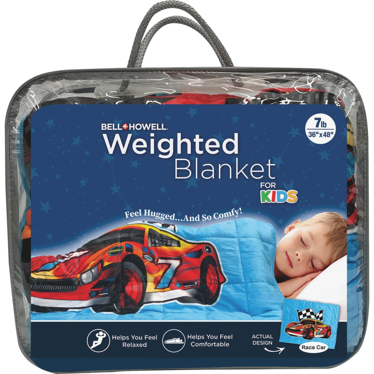 Bell+Howell Kids Weighted Blanket